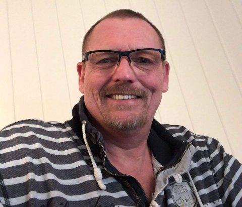 FERJEFORKJEMPAR: David Corneliussen fryktar at undersøkinga Boreal gjennomfører i desse dagar ikkje vil gje eit sant nok bilde av behovet for Høgsfjordferja.