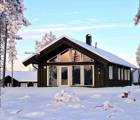 Stor utbygging: Nord-Aurdal er den sjette største hyttekommunen i landet. Dei fleste hyttene siste to-tre åra har kome på Sanderstølen.