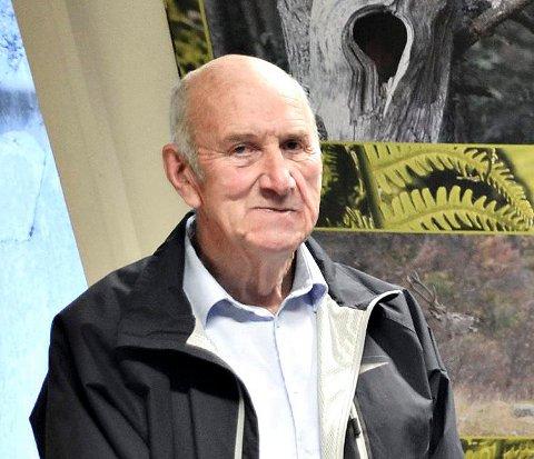 Nils Hjellmo.