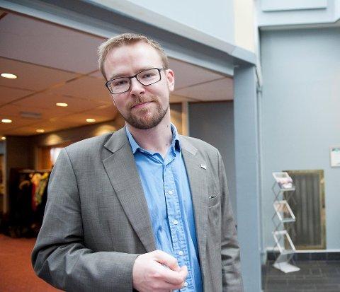 Harald Victor Hove og Bergen Høgre vil prioritera tunnel til Nordhordland før bybane til Åsane.