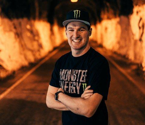 Andreas Bakkerud er klar for VM i rallycross også denne sesongen. (Foto: Mads Neset)