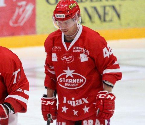 FERDIG: Finske Antti Kaupilla er neste mann ut av Stjernen-troppen.