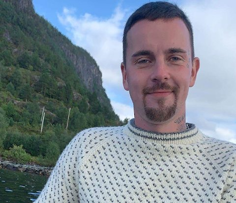 ENDELIG: Christian Sælid har jobbet hardt for å legge en trøblete fortid bak seg. Nå har han også fått jobb.