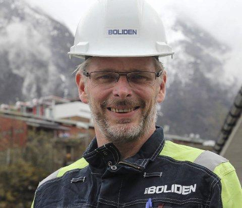Leder avd. 61: – Vi vil ikke påklage politiets beslutning, sier Gard Folkvord. Arkivfoto: Eivind D. Sjåstad