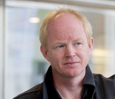På tinget: Leder i Norges Naturvernforbund Lars Haltbrekken vil heller være SV-politiker. Nå skal han erstatte Snorre Valen som førstemann på stortingslisten til Sør-Trøndelag SV. Foto: Håkon Mosvold Larsen / NTB scanpix