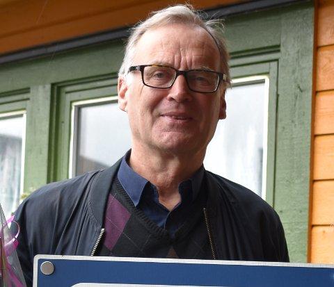 LEDER: Sigfús Kristmannsson er styreleder Lofoten turlag.