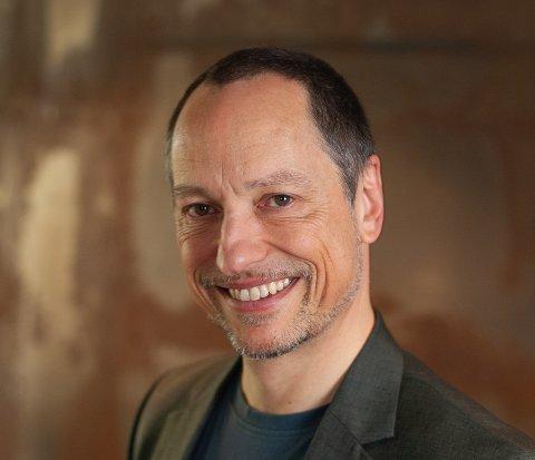 Rolf G. Zimmermann, ordførerkandidat for Vestvågøy Venstre.