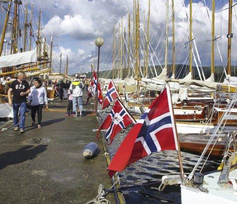 SUKSESS: Hurum Trebåtfestival ble en gedigen suksess allerede i sitt første år, og nå håper man på ny suksess i år.