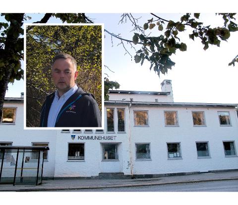NESTEN MILLIONEN: Geir Vangsnes (innfelt), distriktssjef i Kreftforeningen distrikt Bergen, opplyser at Sogndal kommune har gjennom ein seksårs periode blitt sponsa med nesten ein million kroner i lønsmidlar til kreftkoordinatoren.