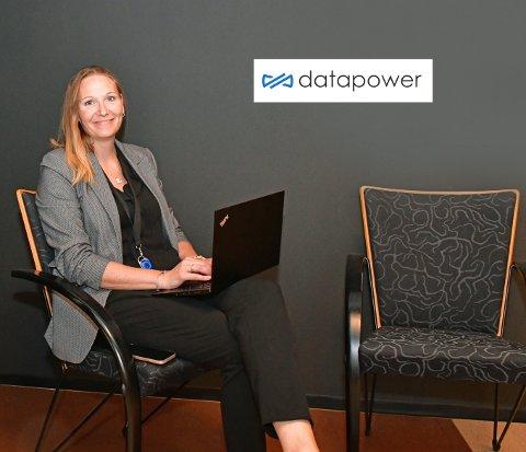 Kirsti B. Arntsen i DataPower Learning