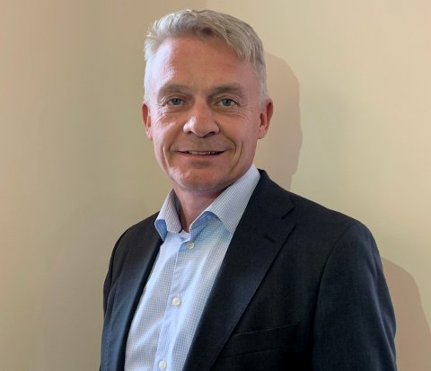 KONSERNDIREKTØR: Finn Martinsen (54) fra Gran er ny konserndirektør i Toten transport AS. Arkivbilde