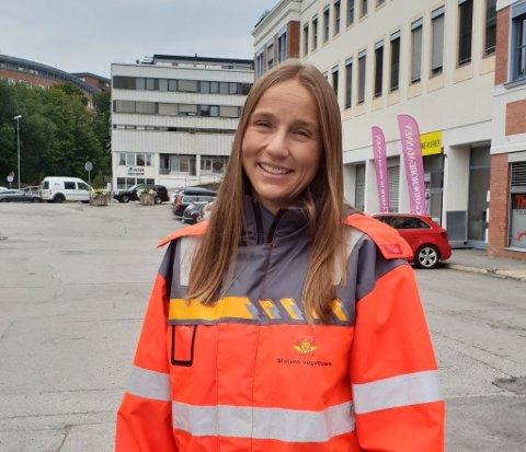 Therese Høy er prosjektleder for Prosjekt Vestoppland siden august 2018