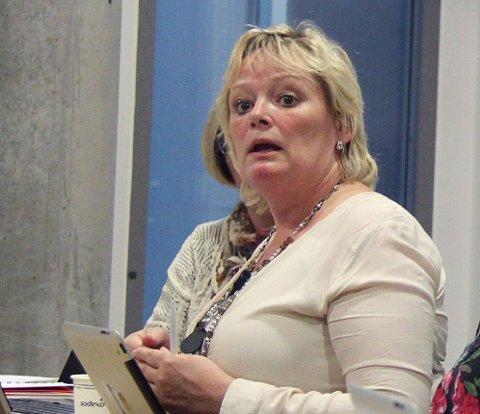 Kommunalsjef: Nesoddens helse- og omsorgssjef, Anita Nilsen. Foto: Staale Reier Guttormen