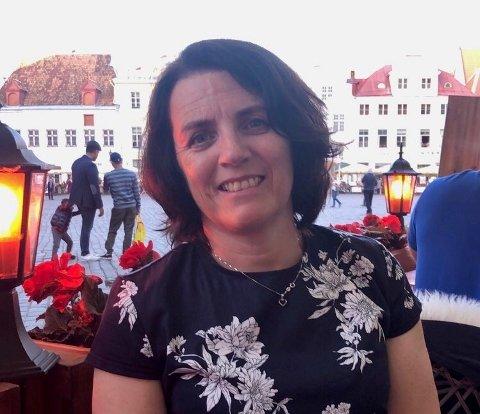 VANT ILDSJELPRIS: – Jeg vil dele denne prisen med de andre aktive i idrettslaget, som er ivrige og hjelper til. Vi er mange ildsjeler i Ålen, sier Margrethe Gjære.