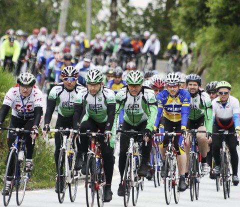 TRIMRITTET: Nytt av året i Nordhordland Rundt er eit 23 km langt trimritt, utan tidtaking. Nytt er det og at målområdet er flytta til kyrkjelydshuset. arkivfoto