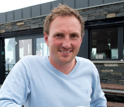 Eiendomsutvikler Christian Foss har forståelse for eiendomsskatten og er ikke avskrekket av nivået.