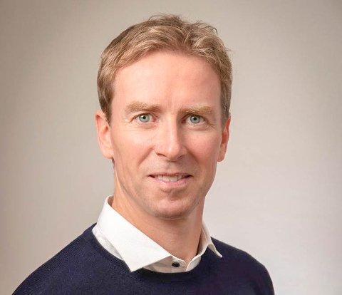 Ordfører: Stian Giil Bjørsvik reagerer på Frode Myrhols utspill i NRK.