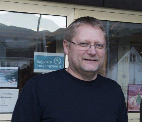 Rådmann i Eidfjord, Geir Underhaug.  Arkivfoto: Eli Lund
