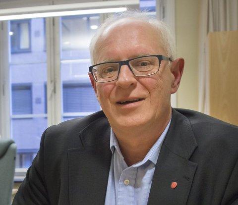 28 ÅR PÅ FULL TID: Magne Rommetveit (Ap) tek ikkje attval til ein ny periode på Stortinget.