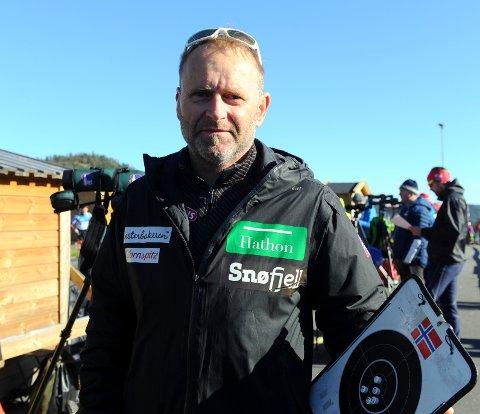 KAPASITET: Knut Tore Berland har i ei årrekkje vore ein stor ressurs for norsk skiskyting.