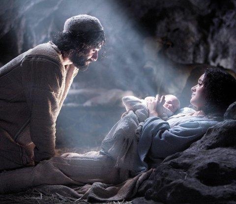 Snapchat eller instagram: Ikke glem stjernens lys over Betlehem i en verden der vi må koble oss på for å koble av.