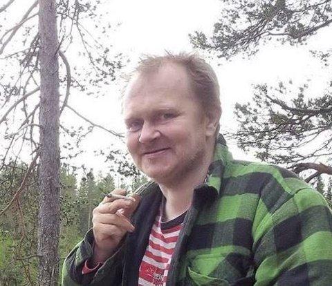 DRAPSGÅTE: Det er gått 16 dager siden Nils Olav Bakken (49) ble tatt av dage. Ingen har opplyst å ha sett noe mellom klokka 17 og 19 lørdag 3. september. Foto: Privat/politiet