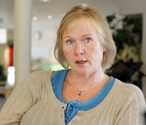 Kommunalsjef: Else Karin Myhrene beklager at ekteparet opplever situasjonen som lite tilfredsstillende.