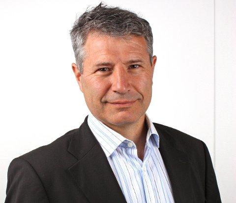 Erik Øyno er administrerende direktør i Protan.