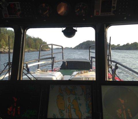 MANGE ULYKKER: Hovedredningssentralen melder at det har vært uvanlig mange ulykker på sjøen så langt i helgen.