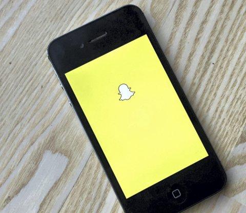 Foreldre skal ha oppdaget at datteren solgte bilder på Snapchat.