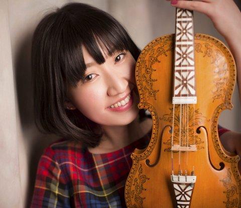 Emy sakai: Masterclass-studenten til Knut Hamre. FOTO: PRIVAT