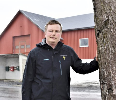 KRITISK FOR NÆRINGA: - Fylkesdirektøren må gis mulighet til å endre sin innstilling, sier fylkesleder Trond Bjørkås i Nordland Bondelag.