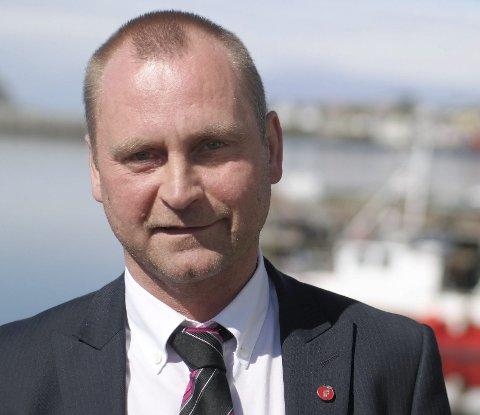 MISUNNELSE: Statssekretær Ronny Berg mener flere av høringsuttalelsene om «Mehamn-kvota» bærer preg av misunnelse.