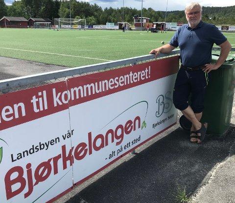 RINGREV: BSFs daglige leder Kjell Roar Nygård fyller 60 fredag.