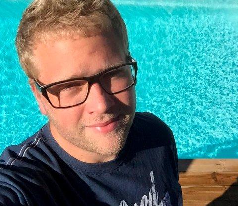 Christian Warhuus Andreassen (31) fra Våler meldte seg på i siste liten