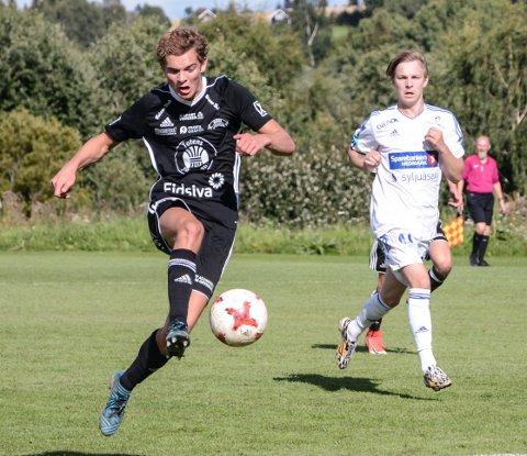 Simen Engelien og Kolbu/KK møter Frigg borte i neste runde i cupen. Arkivbilde