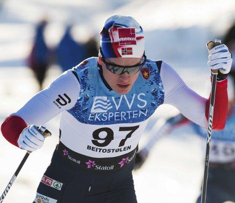 Tett samarbeid: Denne sesongen har Eirik Sverdrup Augdal et tettere samarbeid med trener Krister Sørgård. Det ser ut til å gi resultater.