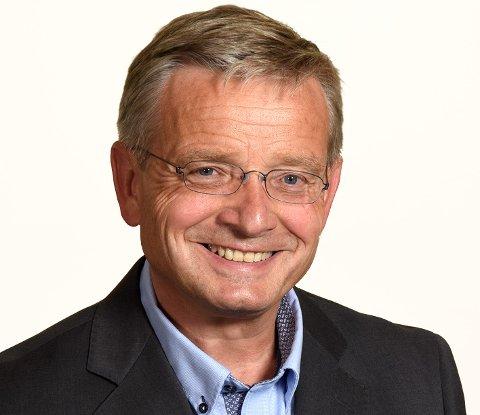 STØTTER: Daglig leder Gisle Dahn i SpareBank 1 Stiftelsen BV.