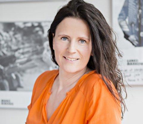 lngunn Strand, går av som daglig leder i Nordic Light etter årets festival. Foto: Studio 400