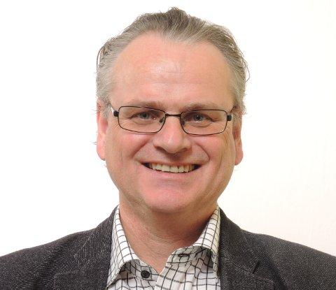 Frank Madsøy, landbruksdirektør ved Fylkesmannen i Møre og Romsdal.