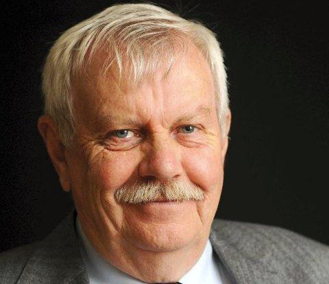VIL IKKE ØKE LØNNA: Telemark Arbeiderpartis Jørund Ruud synes Vestfolds ordførergodtgjørelse er et godt utgangspunkt for nytt godtgjørelsesreglement i nye Vestfold og Telemark fylkeskommune.
