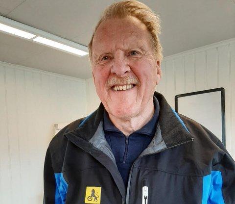 RETTFERDIG: Stein Vidar Nytrøen i Norges automobil forbund (NAF) synes det er på tide med et mer fornuftig og rettferdig avgiftssystem.