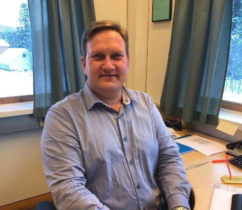 Tor Erik Hårstad var klar for nye utfordringer i yrkeslivet. Da gikk turen fra offentlig sektor til det private næringslivet.
