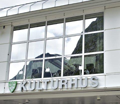 På topp: Kurven for hvor mye Sunndal kommune bruker på kultur skyter i været.