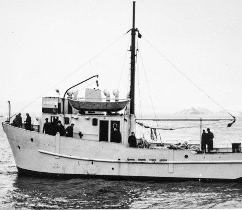 Den 8. desember 1960 ble «Al Kaukab» sjøsatt fra Holmen verft i Risør, med kurs for Pakistan og reketråling.