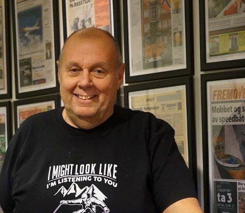 - Ta dere en pause fra valgkampen på TV og sosiale medier, og møt politikere ansikt til ansikt, er oppfordringen fra Bengt Ole Larsen.