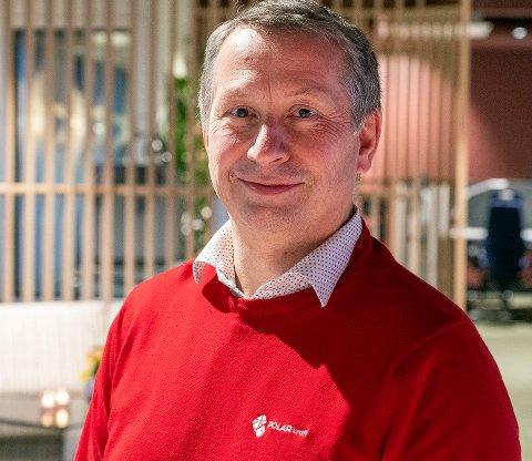 SJEF: Herold Myrland forblir administrerende direktør i Polar Kraft etter en eventuell sammenslåing med Kraftriket.