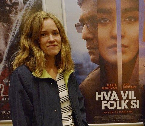 AMANDA-NOMINERT: Fanny Ovesens eksamensfilm fra filmskolen i Lillehammer er nominert til Amanda-prisen.