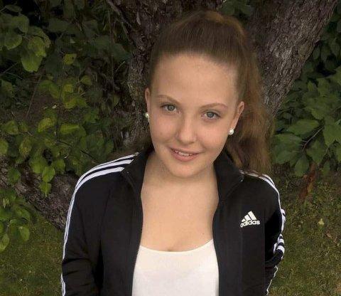 LEDER: Elisabeth Bryhn Reitan er leder i ungdomsrådet i Lunner.