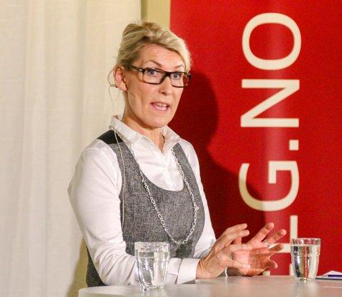 Sykehusdirektøren: Hulda Gunnlaugsdóttir ønsker ikke å utsette høringsfristen nå.